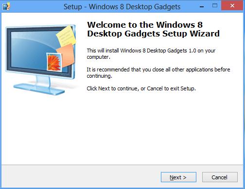 Desktop Gadgets 1
