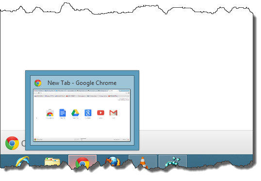 Google Chrome One Instance